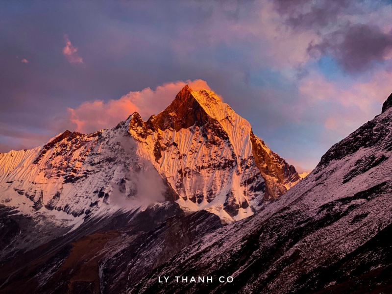 Nepal Annapurna Base Camp Trekking 7